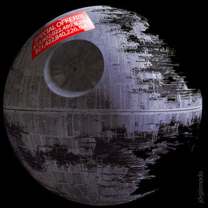 That's Not A Moon. That's A Stimulus Program!!!
